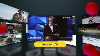 Viaplay + 18 tv-kanavaa = Viaplay TV | Commercial