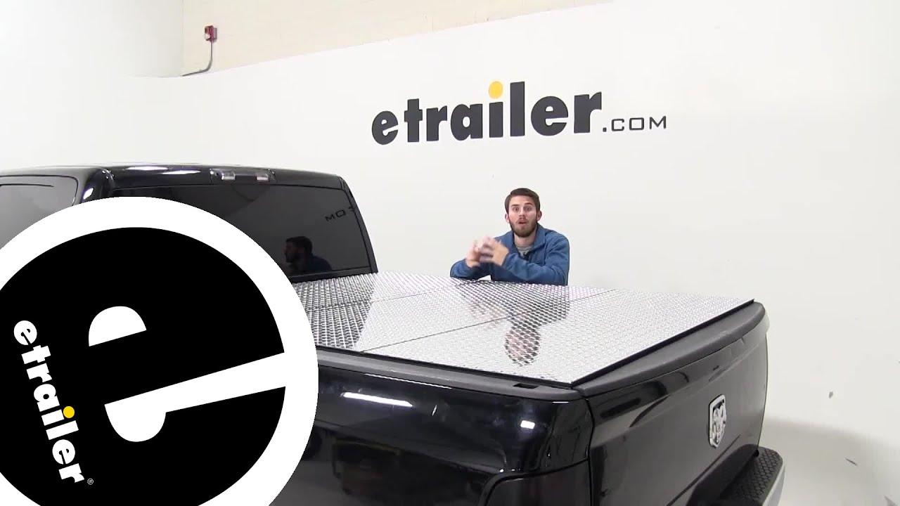 Etrailer Lomax Professional Series Hard Tonneau Cover Review