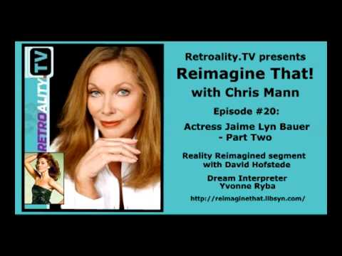 Bauer M Bel quot reimagine that quot ep 20 jaime lyn bauer pt 2 of 2 on william bell possibly returning to quot y