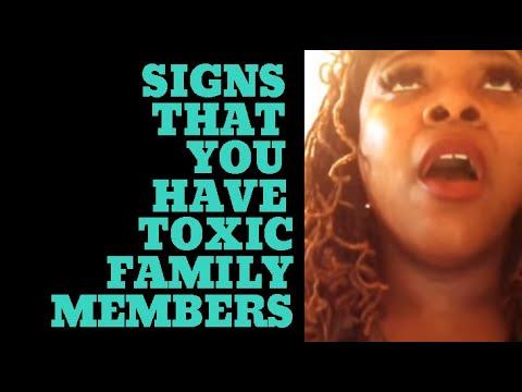Family signs toxic Toxic Family