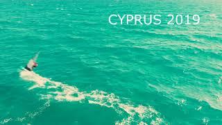 Видео о виндсерфинг школе на Кипре.  Windsurfing school on Cyprus!