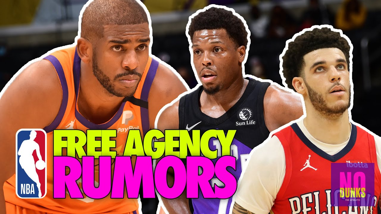 2021 NBA Free Agency Preview: Latest Rumors and Buzz