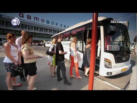 Правила движения - 39 - Нелегальные автобусы