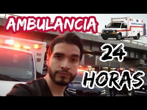 ¿CÓMO ES UN DÍA EN AMBULANCIA? | 24 HORAS DE EMERGENCIAS | DOCTOR VIC