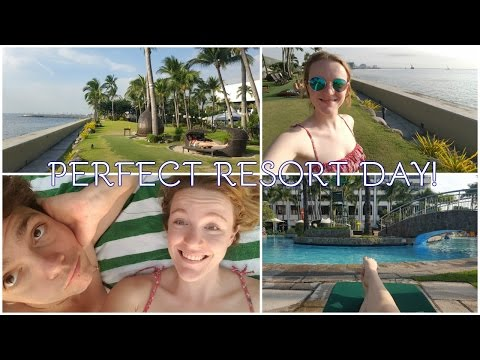 The most perfect resort day in Manila! - Celebrity Millennium 2017