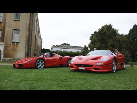Ferrari Owners' Club - Salon Prive 2014