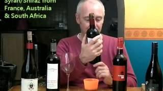 Wine With Simon Woods: Shiraz - France, Australia & S Africa