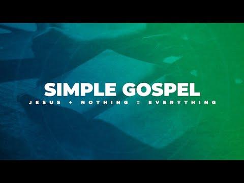 Simple Gospel - Week 15