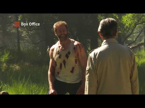 Legend Behind the Scenes - Logan Cast Talks About Hugh Jackman