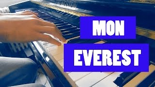 Soprano feat. Marina Kaye - Mon everest - Piano Cover