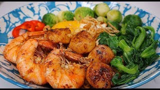Fancy INSTANT NOODLES- Mì Kimchi Cay Siêu Ngon