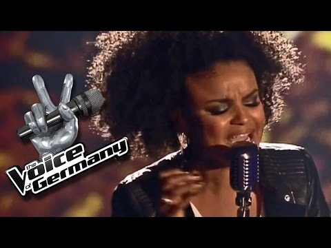 Killing Me Softly – Kim Sanders | The Voice | The Live Shows Cover