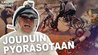 Tein ite pyörän - Ilmastouutiset #14