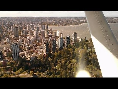 Vancouver Canada Skyline 2013