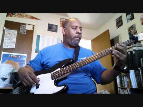 Roy Ayers - Everybody Loves The Sunshine (Bass Cover) - YouTube