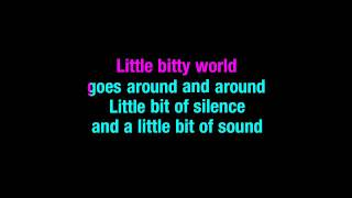 Little Bitty Alan Jackson Karaoke - You Sing The Hits