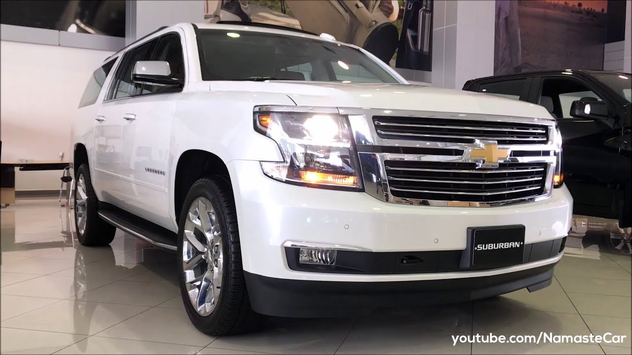 Chevrolet Suburban Premier 57 Lakh Real Life Review Youtube