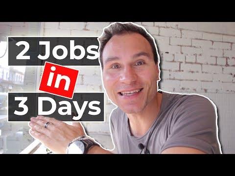 Arbeit Finden Bei Work And Travel ???
