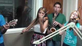 La Jefa Radio 1480  Practice  Jingle Music Aug 4 2012.m2ts