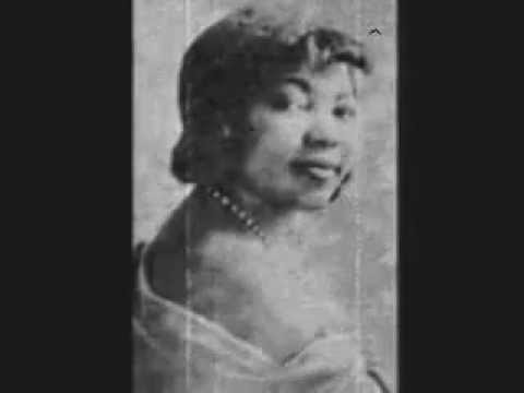 Sippie Wallace - Jack Of Diamonds Blues 1926 (Piano by Hersal Thomas & Trumpet by Louis Armstrong)