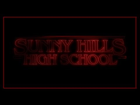 Sunny Hills High School End of the Year Assembly || Stranger Things