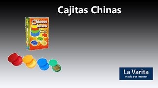 Video: Chinese Boxes Set