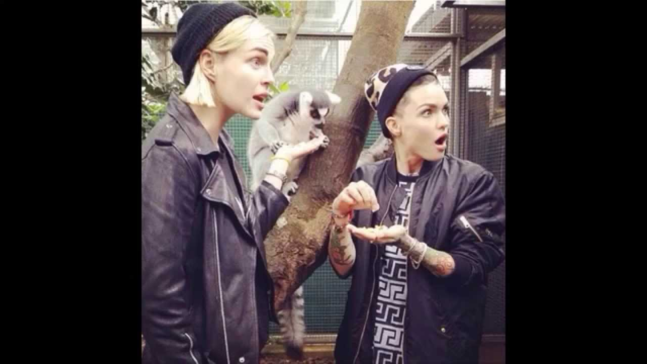Ruby Rose And Phoebe Dahl Fan Video Youtube