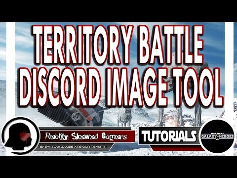 RSG Territory Battle Discord Image Tool | Star Wars: Galaxy of Heroes #swgoh