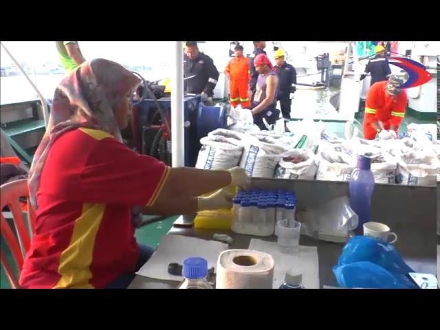 Video Pembenihan Aruhan & Pembakaan Kerang Di Selangor