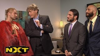 Johnny Gargano & Tommaso Ciampa are entered into the Dusty Rhodes Classic: WWE NXT, Sept. 2, 2015