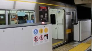 名古屋市営地下鉄東山線高畑行N1000形 名古屋駅発車
