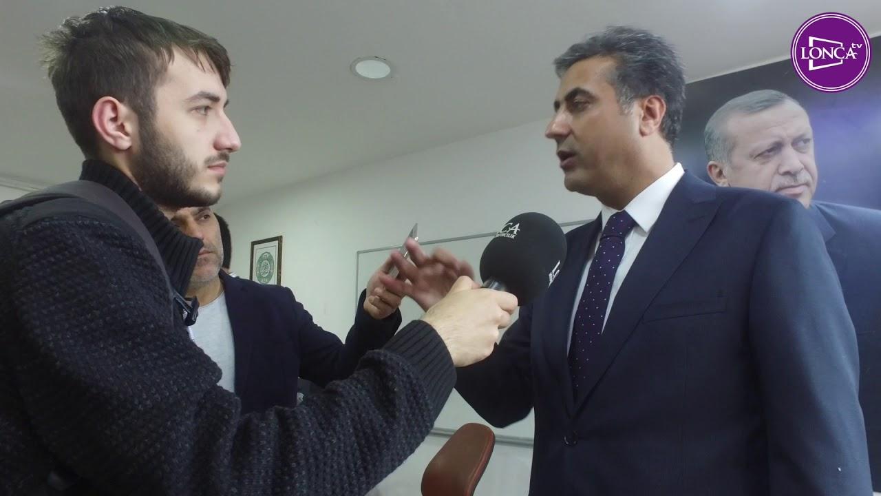 Halis Kahriman AK Parti Beylikdüzü Aday Adayı