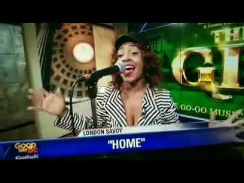 The Giz Go Go Musical Dorothy/Dottie signs Home!