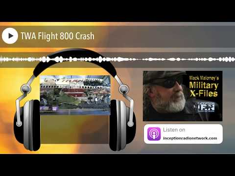 TWA Flight 800 Crash