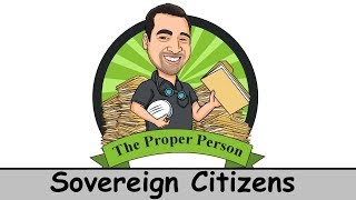 Legal Nuts And Bolts: Sovereign Citizens