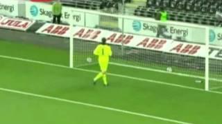 Японец установил мировой рекорд,забил головой гол