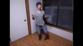 2014年05月29日の眞島竜男の踊り.