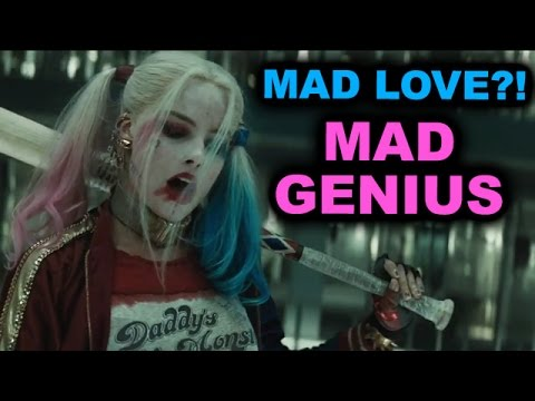 Suicide Squad Harley Quinn Trailer REVIEW