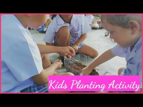 Teaching kids how to plant thumbnail