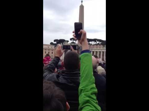 Ватикан, Пасха, 2015
