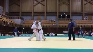 kyokushin karate 2016極真愛媛県 小学6