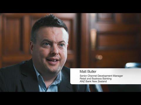 Matt Butler ANZ Bank NZ