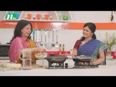 Today's Kitchen  (টুডে'স কিচেনে)  | Episode 54 | Food programme