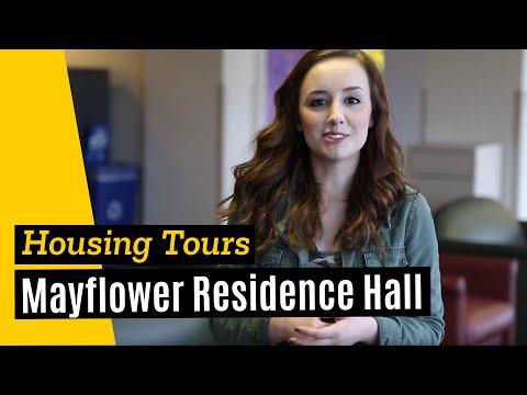 Housing Tours: Mayflower Residence Hall