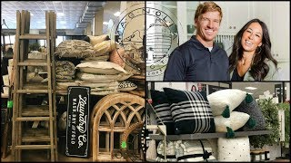 MAGNOLIA FARMHOUSE DECOR SHOPPING WAREHOUSE SALE | TARGET HEARTH AND HAND | FIXER UPPER WACO TEXAS