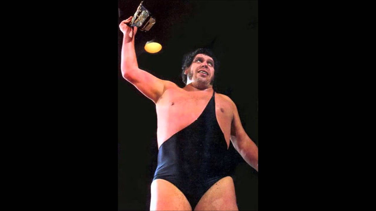 Andre the giant theme