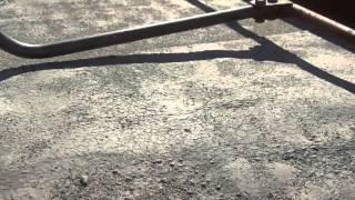 видео Ремонт плоской крыши