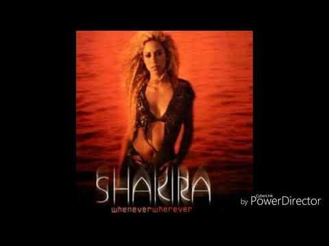 Whenever Wherever - Shakira (Kid Version)