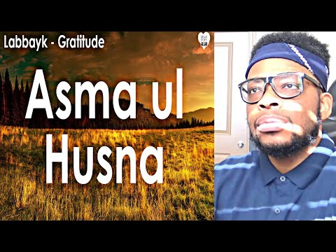 (Names of ALLAH) Asma ul Husna by Labbayk | Voice Only Nasheed