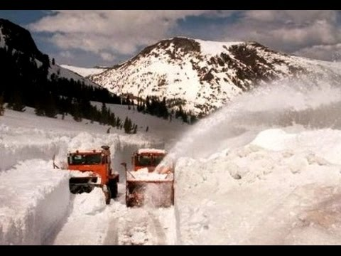 Record Rain and Snow from Cosmic Rays, Media Only Focuses on Heat | Mini Ice Age 2015-2035 (254)